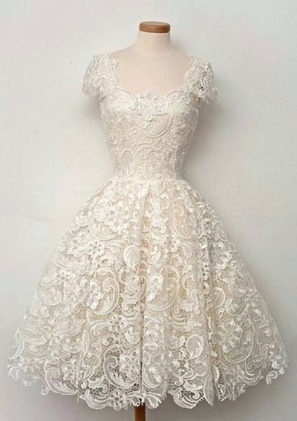 Stunning Lace Dress For Formal Event