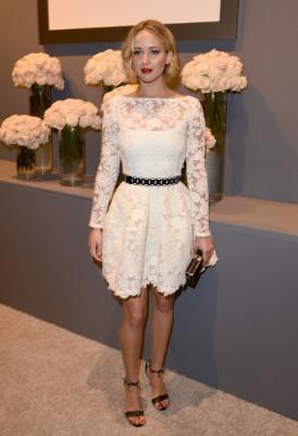 Jennifer Lawrence Cocktail Dress