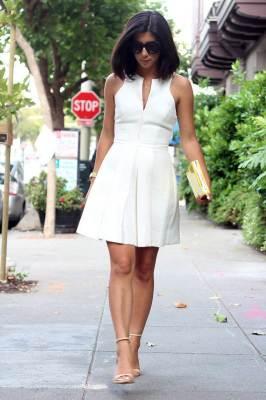 Little White Dress Makes You Prettier