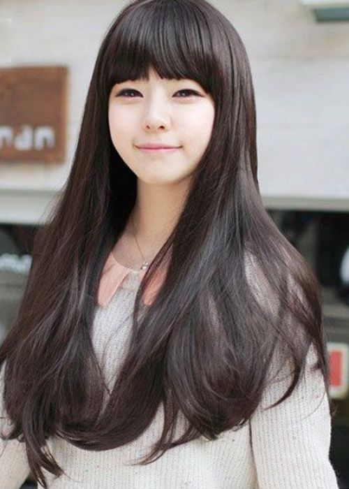 2014 Most Favorite Korean Hairstyle For Girl