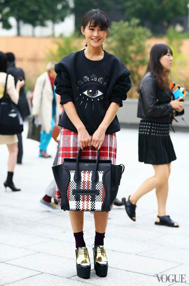 6ad056f65 Must Have Item: Celine Tie Bag » Celebrity Fashion, Outfit Trends ...
