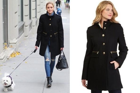 Olivia Palermo's Duffel Coat