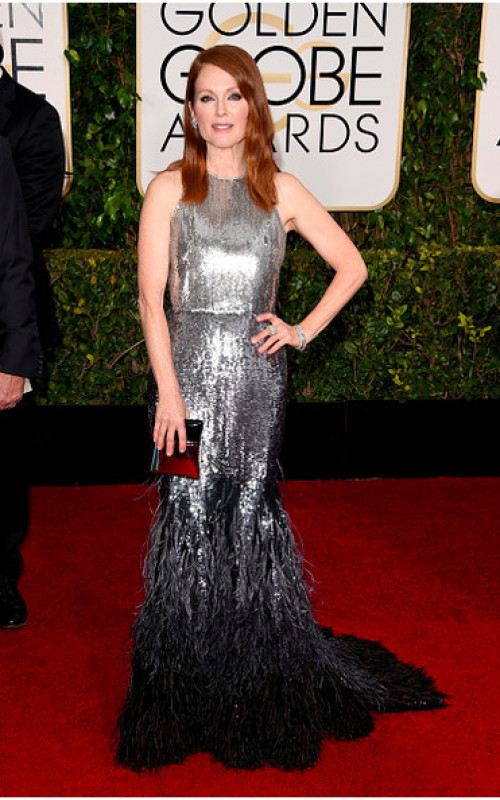 Julianne Moore in Givenchy Couture