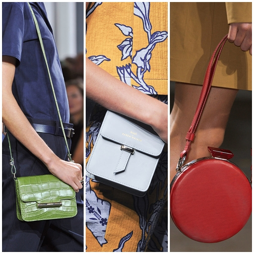 Trend 2015 Spring Crossbody Bag Fashion Runway
