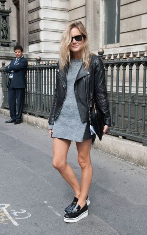 How To Wear Outfit With Platform Shoes