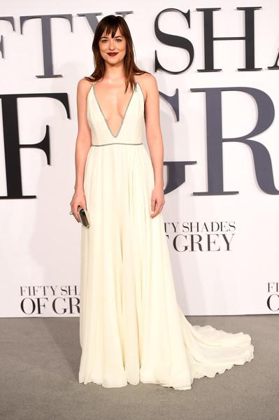 Dakota Johnson Evening Dress