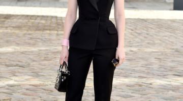 Dakota Johnson Off-the-Shoulder Top