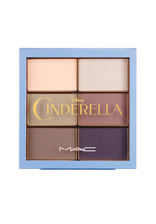 M.A.C. Cinderella Eyeshadow x 6 palette in Stroke of Midnight