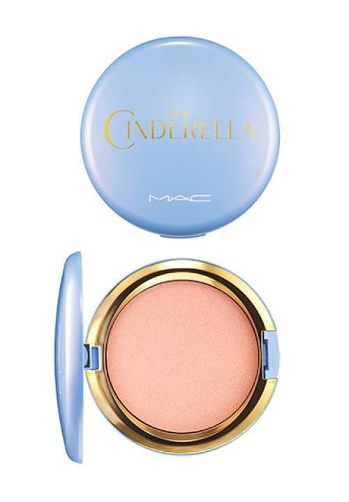 M.A.C. Cinderella Iridescent Pressed Powder in Coupe D'Chic