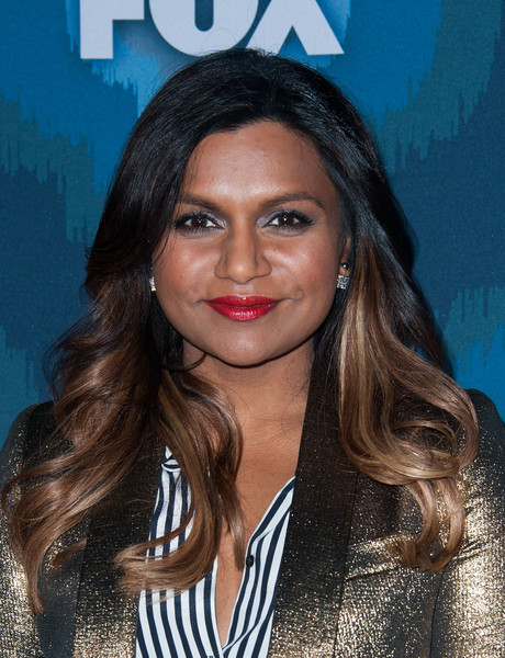 Mindy Kaling's Ombrè Perfection