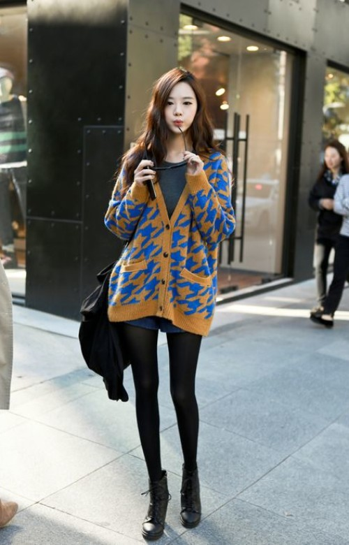 2015 Spring Korean Fashion Outfit Inspirations