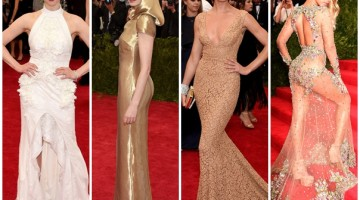 Best Glamour Looks At Met GALA 2015