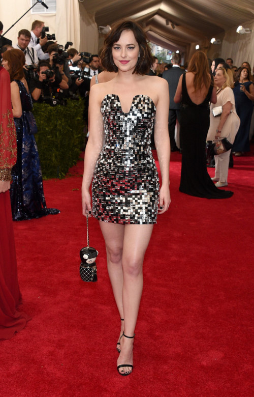 Dakota-Johnson  Met Gala 2015