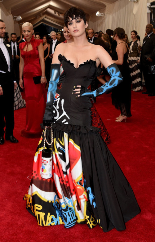Katy-Perry  Met Gala 2015