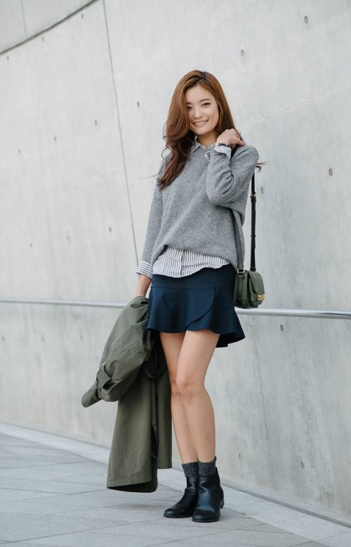 2015 spring korean fashion outfit inspirations celebrity fashion outfit trends and beauty tips Fashion style girl tumblr 2015
