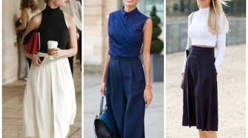 Trend Alert How To Style With Culottes