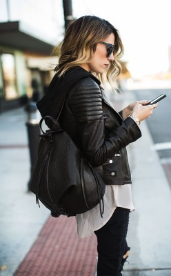 Outfit Ideas With Backpack For This Summer