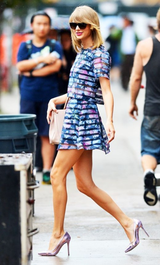 Taylor Swift's One-Step Tip For Everyday Elegance