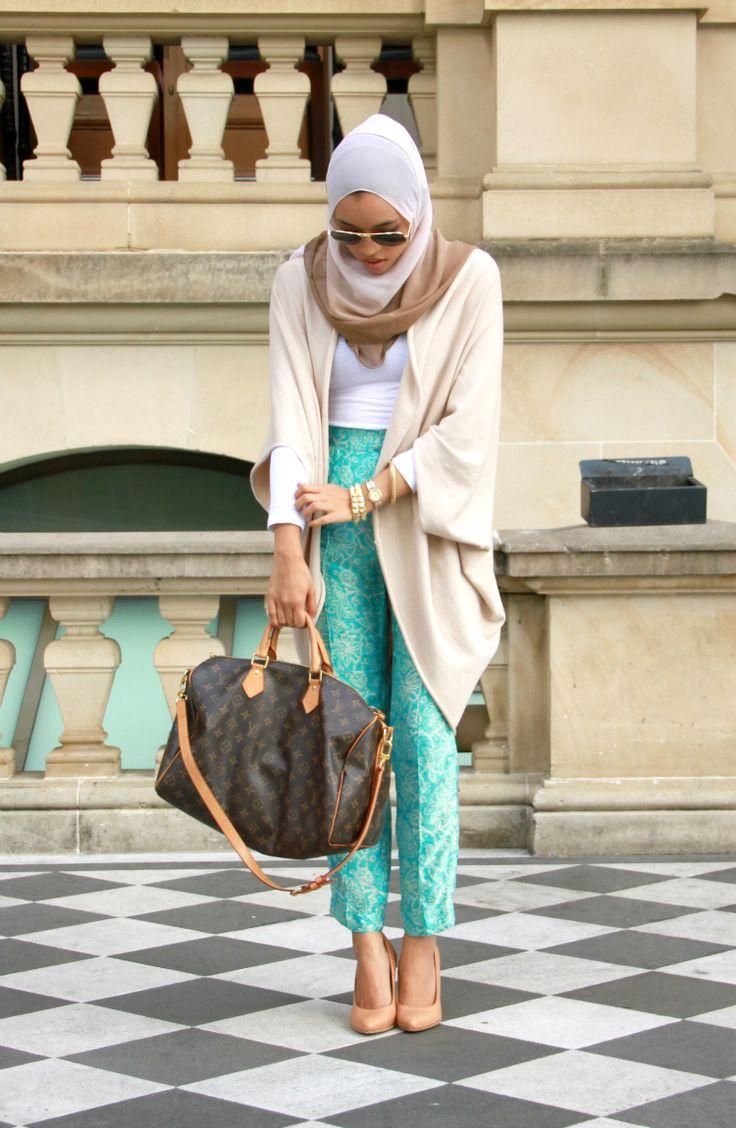 SS17:14 ‹ Elegant Cloth - Muslim style [Muslim fashion