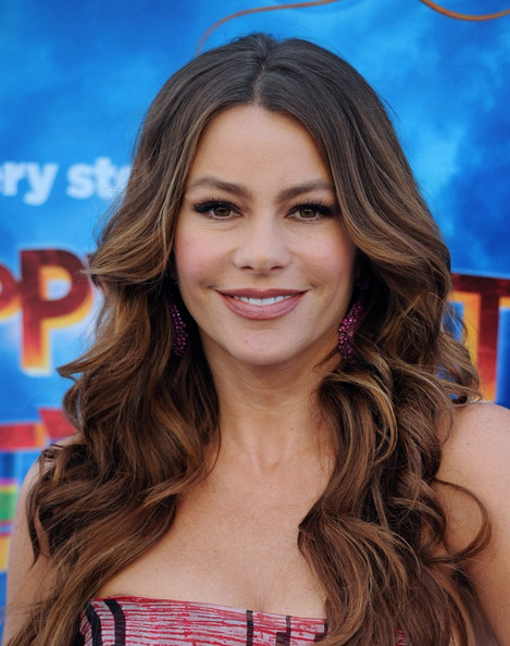 Sofia Vergara's Sun-Kissed Highlights