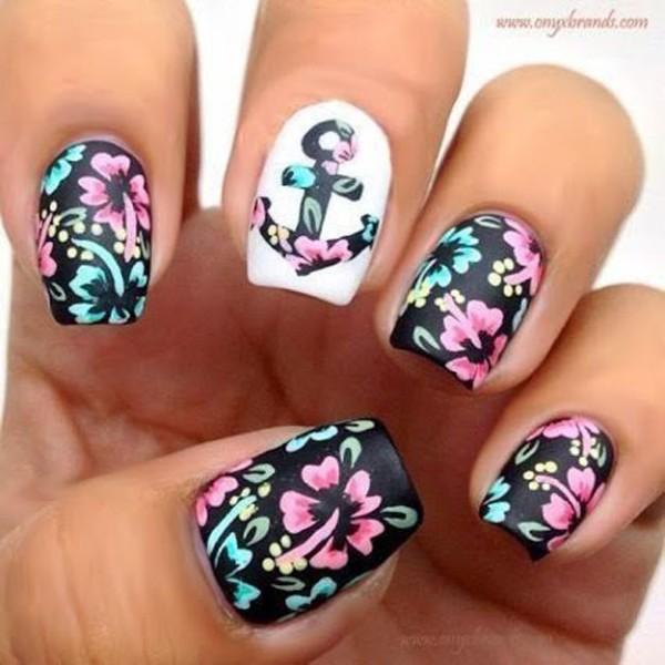 2015 Cute Spring Nail Art Ideas