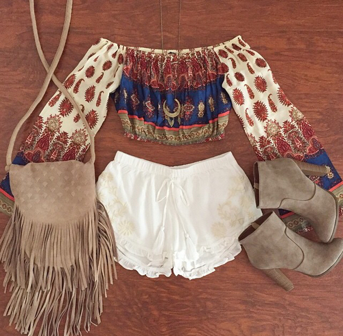 Autumn Wardrobe For Boho Outfit Ideas
