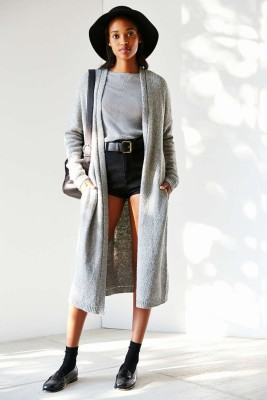 2015 Trend Outfit With Long Cardigan
