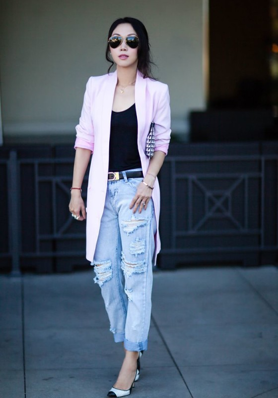 Boyfriend Jeans Outfit Ideas You Can Follow Right Now!