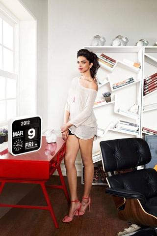 Deepika in Vogue