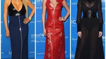 2016 UNICEF Ball Best Celebrities Dresses