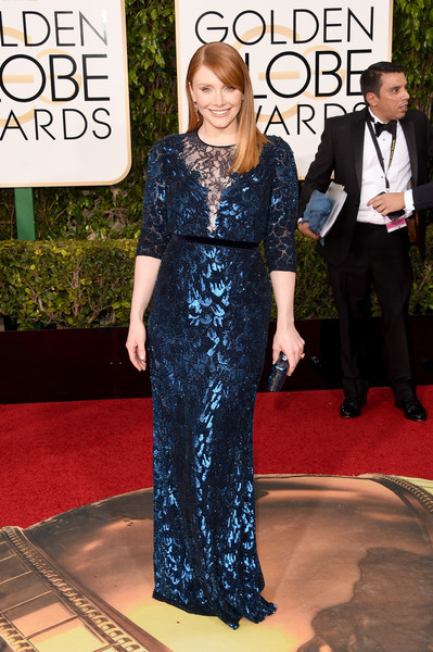 Bryce Dallas Howard in Jenny Packham