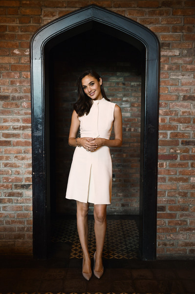 Actress Gal Gadot attends the Gucci Bamboo Fragrance launch on July 14, 2015 in New York City.