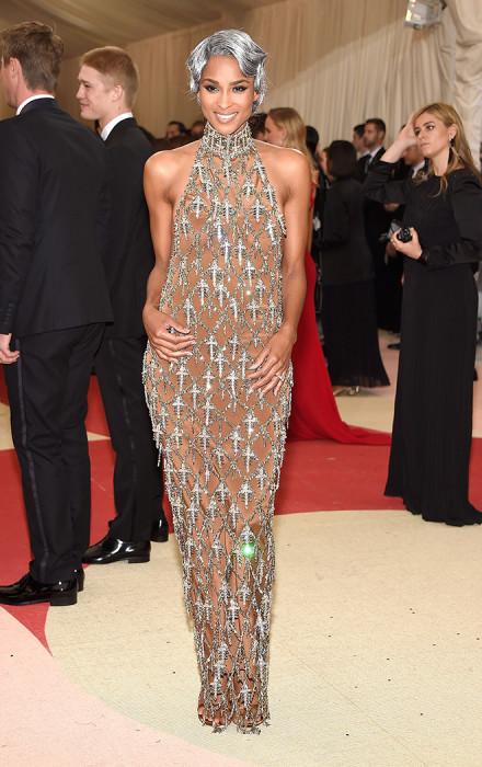 Ciara in custom H&M