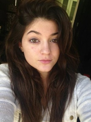 Twitter.com/KylieJenner || Even Kylie has things about her looks that she doesn't love