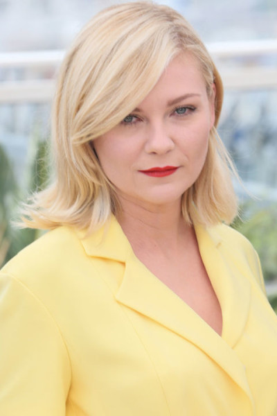 Kirsten Dunst with Highliight