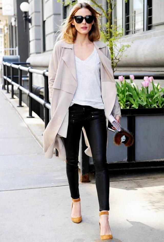 Olivia Palermo Step Out In This $9 Tee From None Other Than Old ... Olivia Palermo step out in this $9 tee from none other than Old ... Blouses and Tops wonder woman shirt old navy