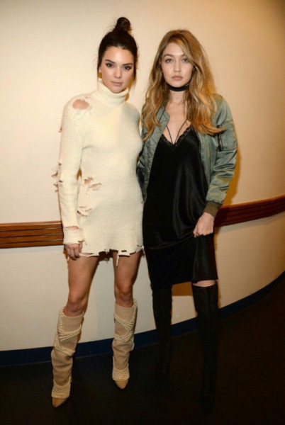 Gigi Hadid & Kendall Jenner Fashion: Friendship Outfit Goal!