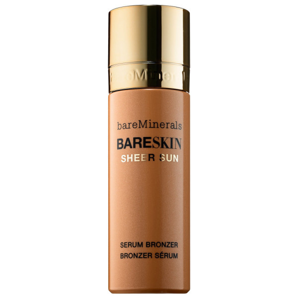 8 Best Recommended Bronzers For Fair Skin Bare Minerals BareSkin Sheer Sun Serum Bronzer