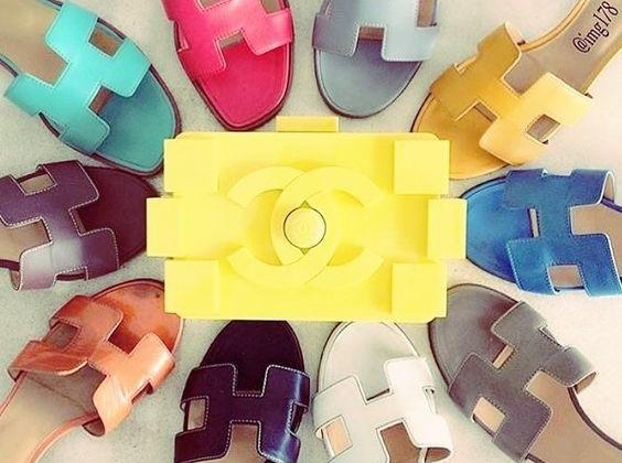Must Have Item- The Hermes Oran Sandals