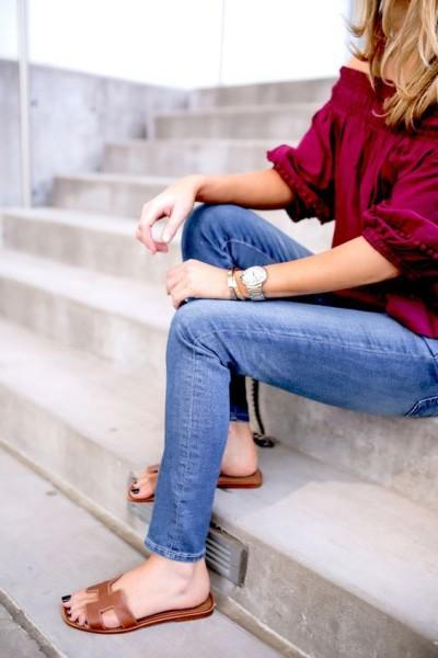 467e422ee24a ... sandals Oran Hermès slides. Oran Hermès slides Must Have Item ...