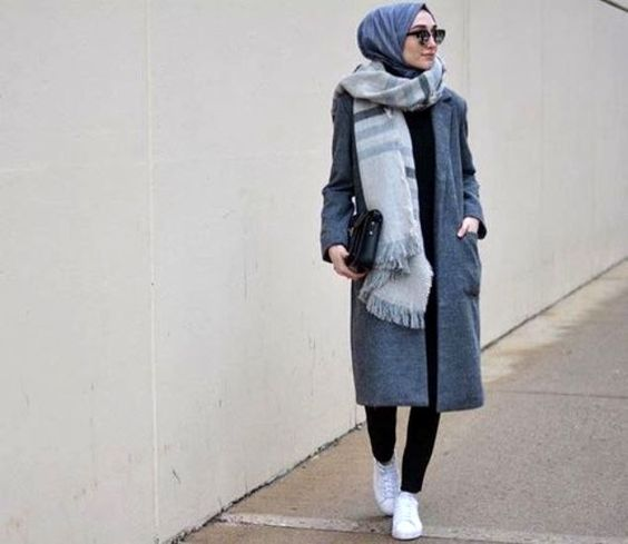 How To Wear Hijab Outfit With Casual Looks Celebrity Fashion Outfit Trends And Beauty Tips