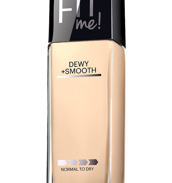 Maybelline Fit Me! Dewy + Smooth Foundation, $7.99; at Ulta