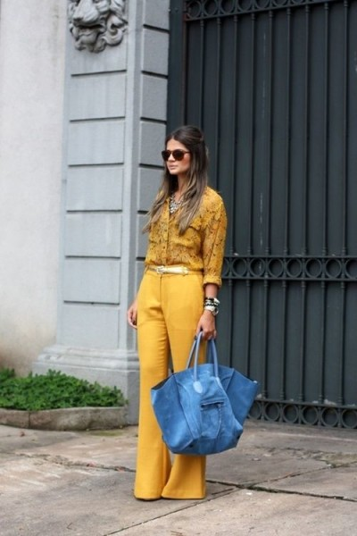 Trend Mustard Outfit Ideas For Early Autumn