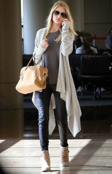 2016 Celebrity Autumn Street Style Inspirations You Can Follow Celebrity Fashion Outfit