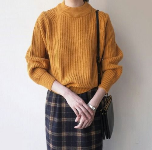 Picked Color Trend Mustard Outfit Ideas For Early Autumn u00bb Celebrity Fashion Outfit Trends And ...