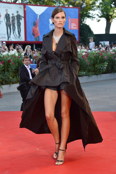Bianca Balti in Jean Paul Gaultier