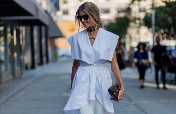 Favorite Street Style Look From New York Fashion Week