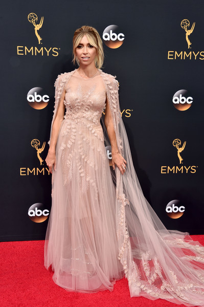 Giuliana Rancic in Georges Chakra Couture