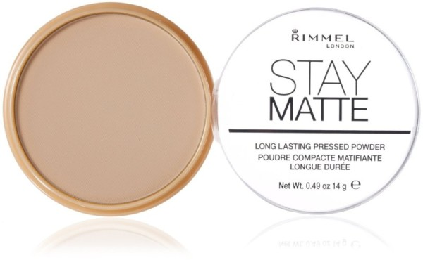 Rimmel Stay Matte Pressed Powder ($3.99, drugstore.com)