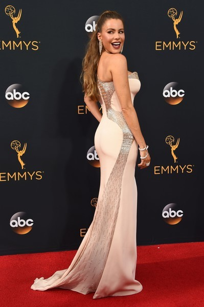 Sofia Vergara in Versace